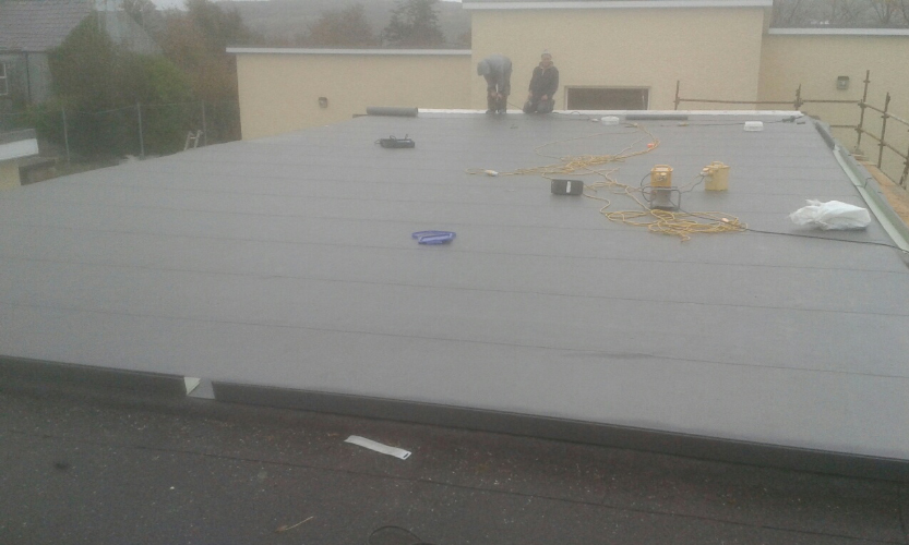 Pvc Roofing Tyrone Roofing